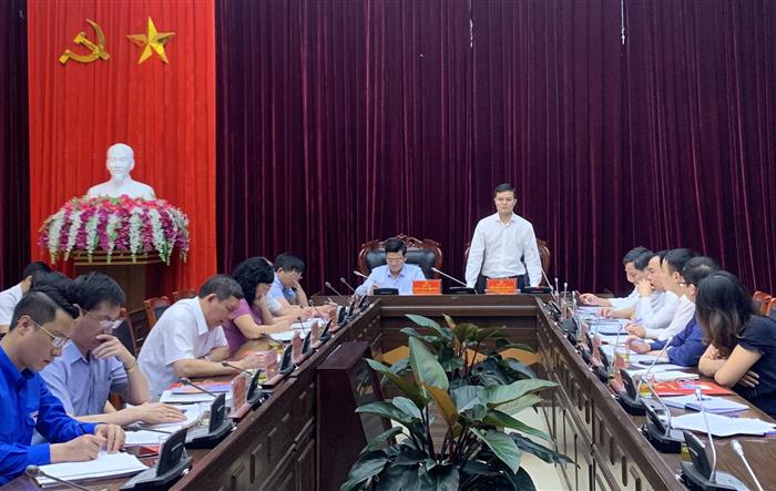 Trung ương Đoàn giám sát Quy chế cán bộ Đoàn tại tỉnh Điện Biên