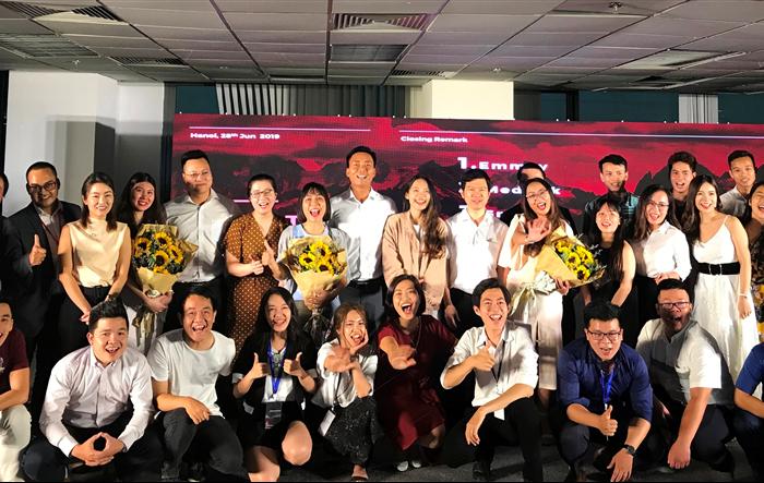 """""""Lộ diện  4 start - up xuất sắc Khởi nghiệp toàn cầu VietChallenge 2019"""