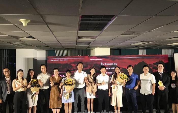 Chung kết toàn quốc Cuộc thi VietChallenge 2019