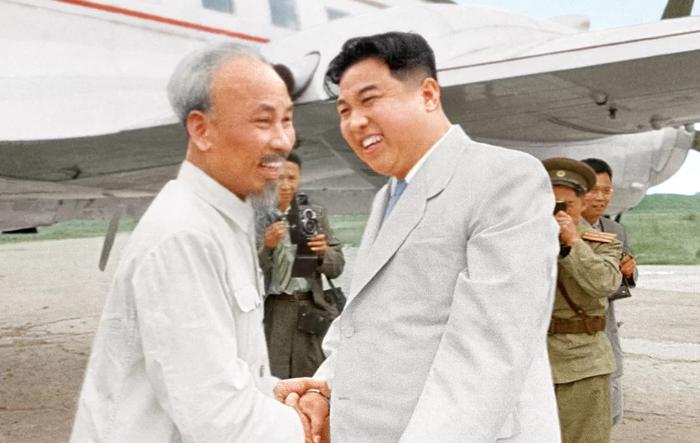Những chuyến thăm trong quan hệ Việt Nam - Triều Tiên