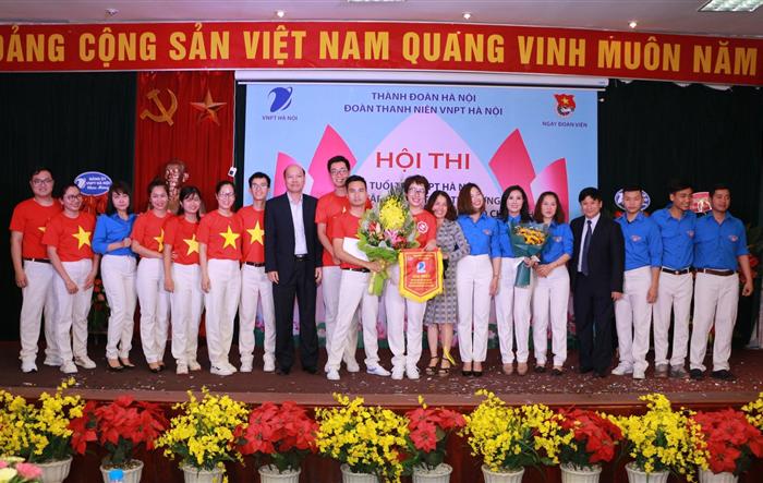 Tuổi trẻ VNPT Hà Nội thi học tập và làm theo gương Bác