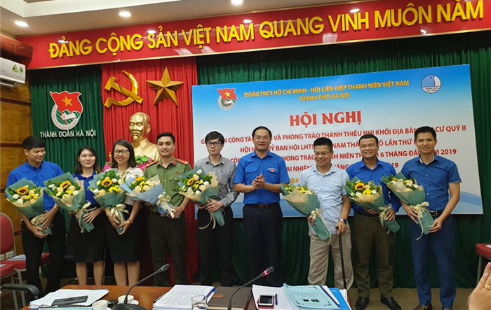Hội LHTN Thành phố Hà Nội: Nhiều hoạt động hỗ trợ thanh niên chậm tiến, thanh niên yếu thế