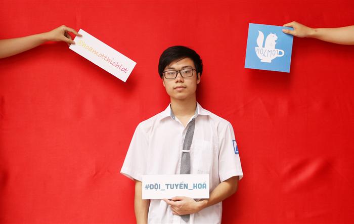 Học sinh Thủ đô đạt điểm tuyệt đốithực hành kỳ thi Olympic Hóa học quốc tế