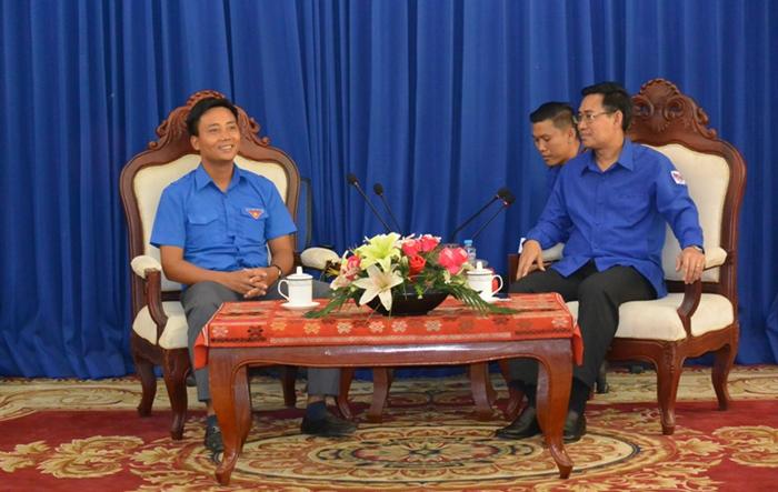 Thắt chặt hơn nữa mối quan hệ đặc biệt giữa Việt Nam và Lào