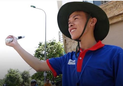 12.000 tình nguyện viên Hà Nội hỗ trợ các sỹ tử