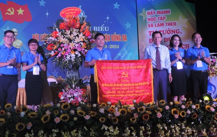 Đại hội đại biểu Hội LHTN Việt Nam quận Đống Đa lần thứ VI: Đại hội của công nghệ và đổi mới, sáng tạo