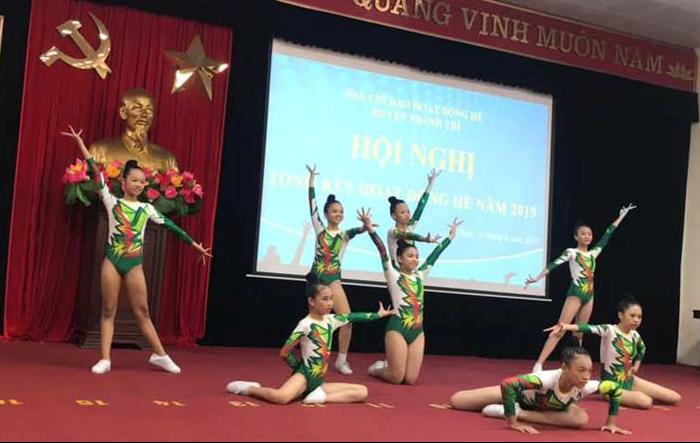 Huyện Thanh Trì: Khen thưởng 42 tập thể, cá nhân xuất sắc