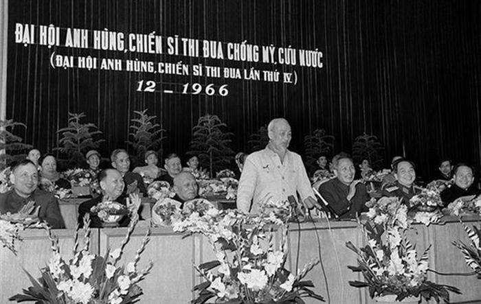 50 năm thực hiện Di chúc Bác Hồ: Lời dặn đầu tiên của Bác