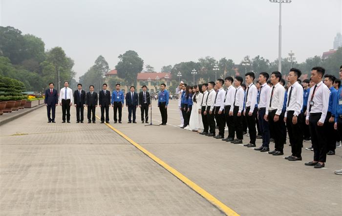 Đẩy mạnh phong trào thi đua yêu nước thực hiện Di chúc của Chủ tịch Hồ Chí Minh