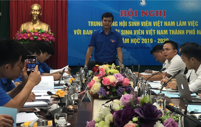 Hội Sinh viên thành phố Hà Nội phát huy thế mạnh- xứng đáng đầu tàu trong cả nước