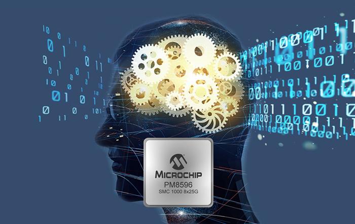 Microchip ra mắt bộ điều khiển bộ nhớ nối tiếp cho trung tâm dữ liệu điện toán hiệu xuất cao