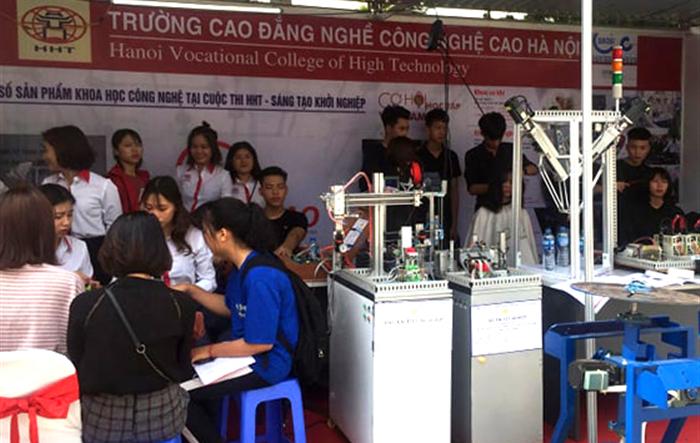 Diễn đàn Khởi nghiệp sáng tạo Hà Nội 2019: Thúc đẩy khởi nghiệp sáng tạo