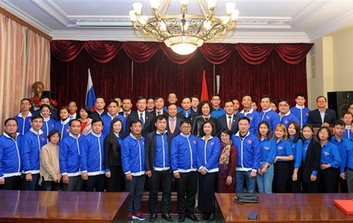 Thúc đẩy hợp tác thanh niên giữa các địa phương Việt Nam - LB Nga