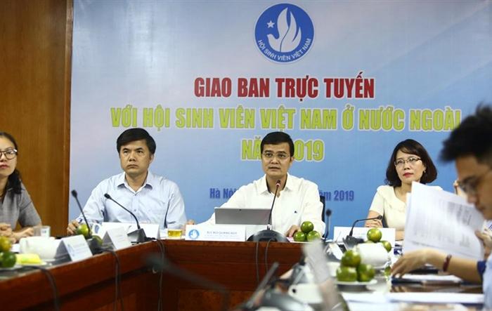 Tăng cường kết nối sinh viên Việt Nam ở nước ngoài góp phần xây dựng đất nước