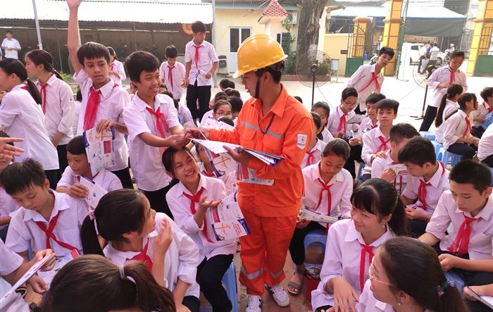 Tuổi trẻ EVN HANOI - vì một thế hệ trẻ văn minh