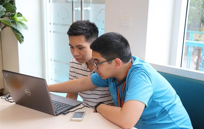 Cơ hội trải nghiệm lập trình web cho các bạn trẻ yêu công nghệ