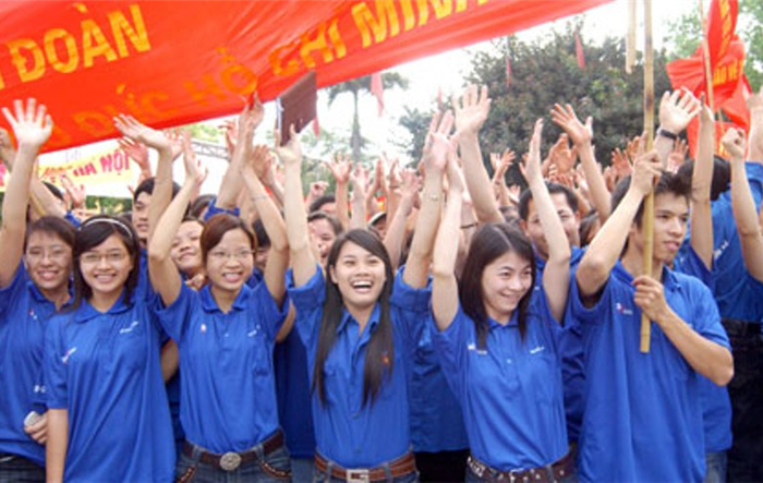 """Hàng nghìn bạn trẻ Thủ đô tham gia Ngày hội """"Tôi yêu Tổ quốc tôi"""""""