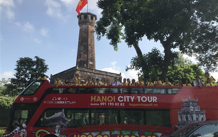 Giáo dục truyền thống Thăng Long – Hà Nội cho Hội đồng trẻ em Thành phố
