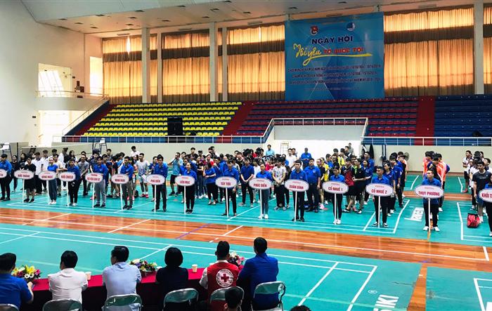 """Quận Bắc Từ Liêm: Nhiều hoạt động trong Ngày hội """"Tôi yêu Tổ quốc tôi"""""""