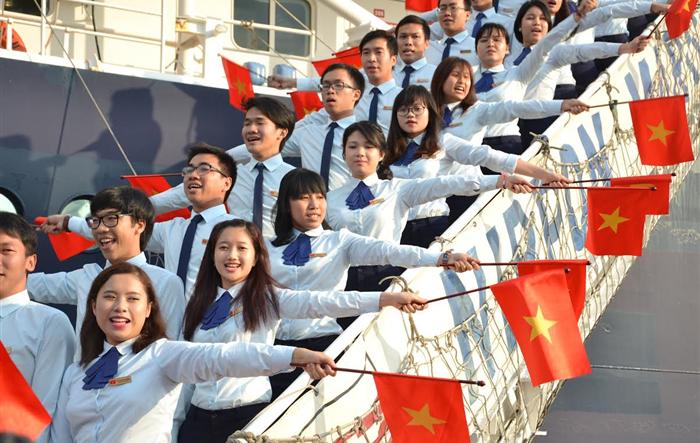Ra mắt đoàn đại biểu Việt Nam tham dự chương trình SSEAY lần thứ 46
