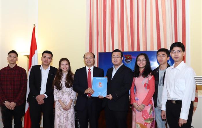 Thành lập Hội Sinh viên Việt Nam tại Áo