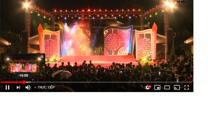 [LIVE] LỄ TUYÊN DƯƠNG THỦ KHOA TỐT NGHIỆP XUẤT SẮC CÁC TRƯỜNG ĐẠI HỌC, HỌC VIỆN TRÊN ĐỊA BÀN THÀNH PHỐ HÀ NỘI NĂM 2019