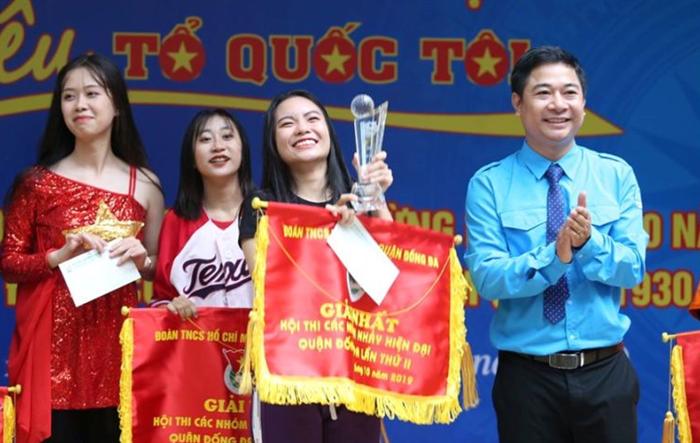 Tuổi trẻ Đống Đa thi đua lập thành tích chào mừng Ngày thành lập Đảng