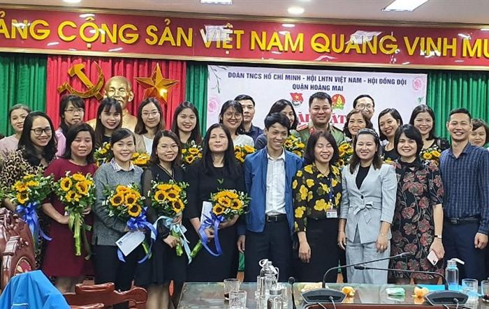 Quận Hoàng Mai: Gặp mặt giáo viên làm công tác Đoàn - Đội