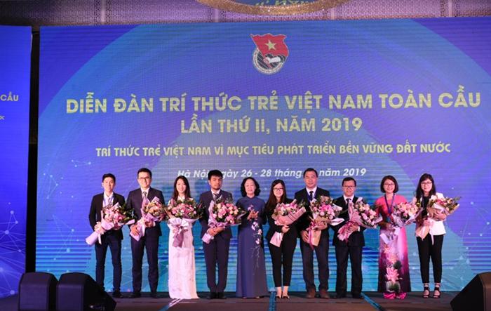 Trí thức trẻ Việt Nam vì mục tiêu phát triền bền vững đất nước
