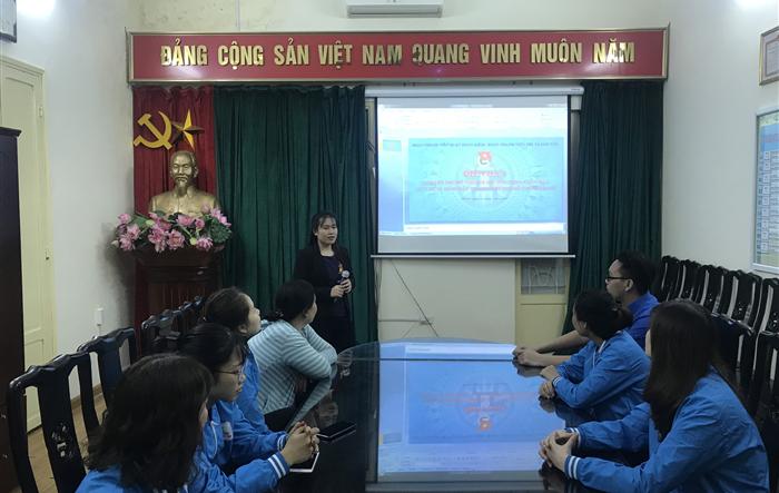 """Tuổi trẻ Hoàn Kiếm - Sơn Tây """"Nhớ lời Di chúc theo chân Bác - Xây dựng hình mẫu thanh niên Thủ đô thời đại mới"""""""