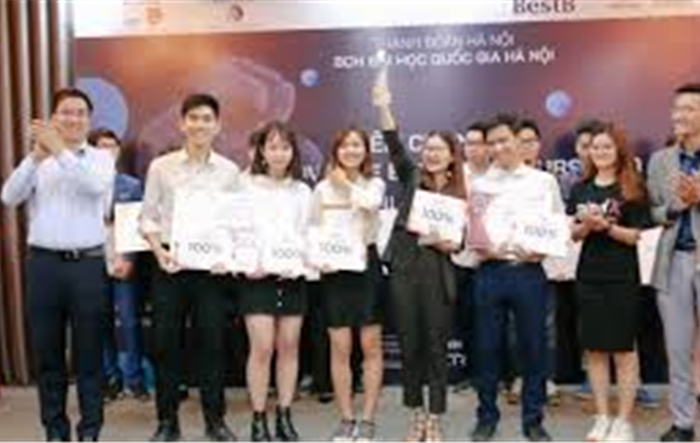"""""""Marketing qua game"""" giành giải Nhất cuộc thi Đổi mới sáng tạo khởi nghiệp"""