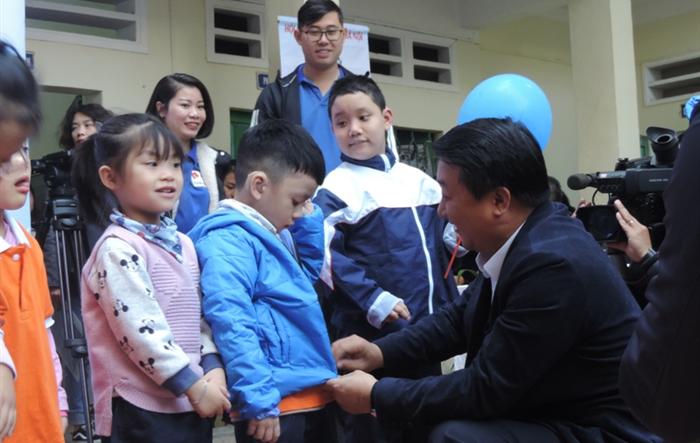 Tuổi trẻ EVN HANOI chung tay vì cộng đồng