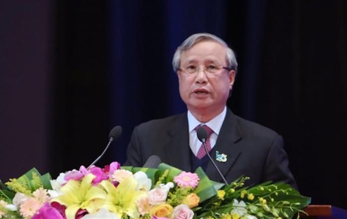 Ủy viên Bộ chính trị, Thường trực Ban bí thư Trung ương Đảng Trần Quốc Vượng: Thanh niên góp phần không nhỏ vào thành tựu có ý nghĩa lịch sử của đất nước