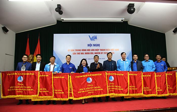 Hội LHTN Việt Nam thành phố Hà Nội là đơn vị dẫn đầu thi đua trong công tác Hội và phong trào thanh niên năm 2019