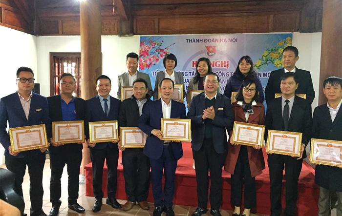 Hội nghị tổng kết công tác Đảng, công tác chuyên môn cơ quan Thành đoàn Hà Nội năm 2019