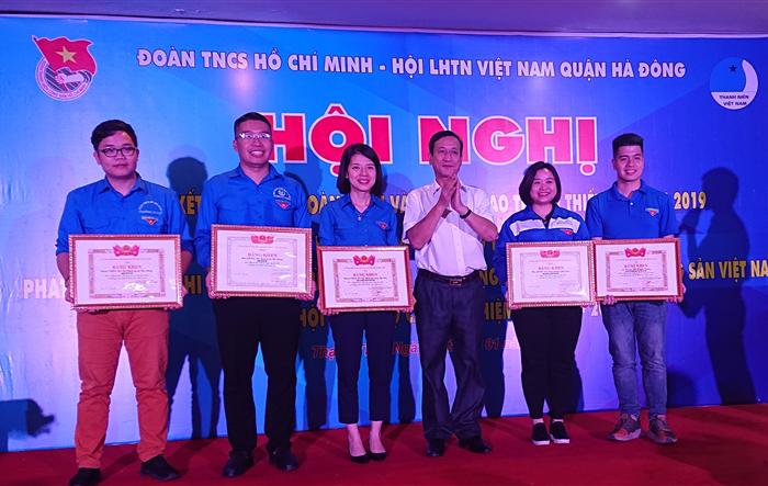 Tuổi trẻ Hà Đông tổng kết công tác Đoàn - Hội và phong trào Thanh thiếu nhi năm 2019