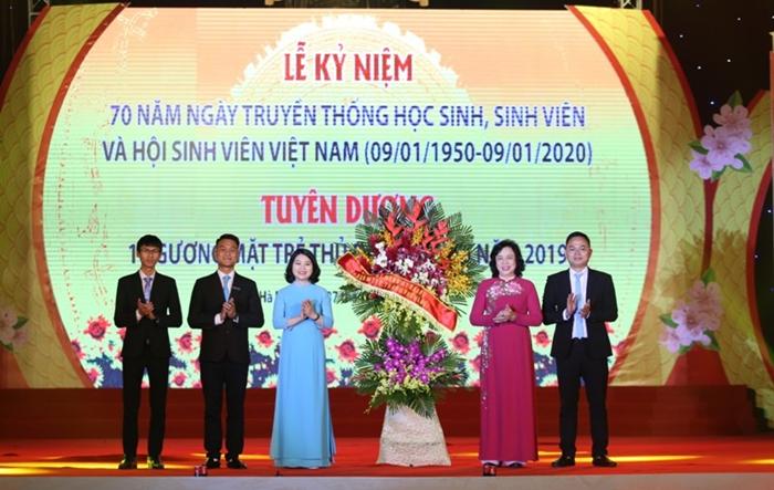 Học sinh, sinh viên Hà Nội nối tiếp viết nên truyền thống vẻ vang của tổ chức Hội