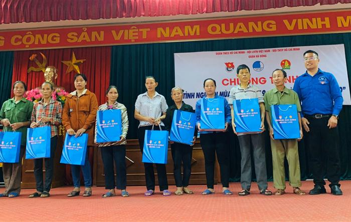 Xuân tình nguyện của tuổi trẻ Hà Đông