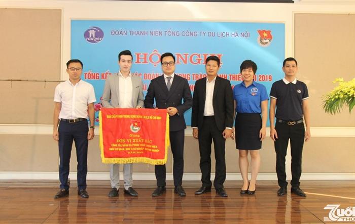 """Hanoitourist tổ chức nhiều hoạt động ý nghĩa hưởng ứng """"Năm thanh niên tình nguyện"""""""