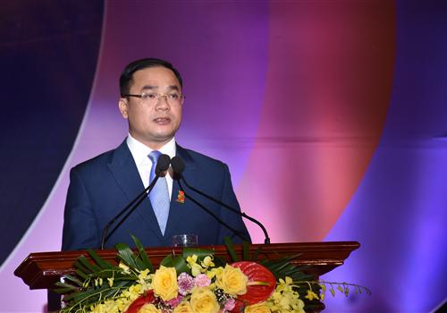 Bí thư Thành đoàn Hà Nội chúc Tết cán bộ, đoàn viên, thanh niên Thủ đô