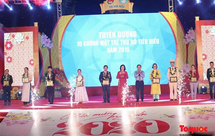 Bốn gương mặt trẻ Thủ đô được đề cử Gương mặt trẻ Việt Nam tiêu biểu năm 2019