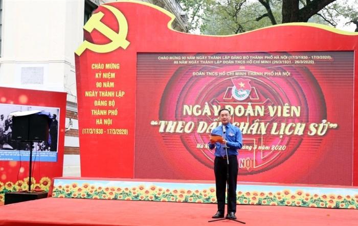 Ngày đoàn viên: Tự hào về Đảng, viết tiếp bản anh hùng ca bất diệt...