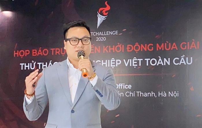 """100 nhà khởi nghiệp trẻ """"đối đầu"""" 100 nhà đầu tư tại VietChallenge 2020"""