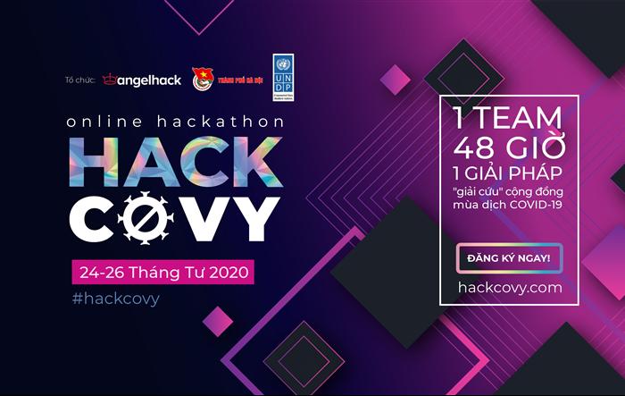 """""""Hack Cô Vy 2020"""" - sân chơi hấp dẫn cho bạn trẻ yêu công nghệ và khởi nghiệp"""