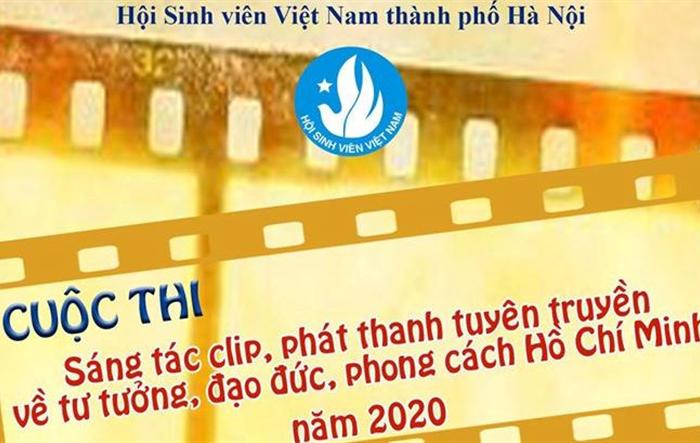 Thi sáng tác clip tuyên truyền về tư tưởng, đạo đức, phong cách Chủ tịch Hồ Chí Minh