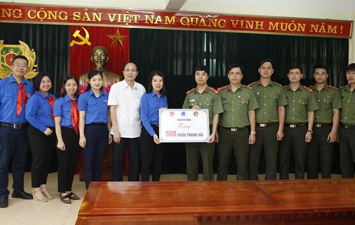 Thanh niên Hà Đông tự hào tuổi trẻ thế hệ Bác Hồ