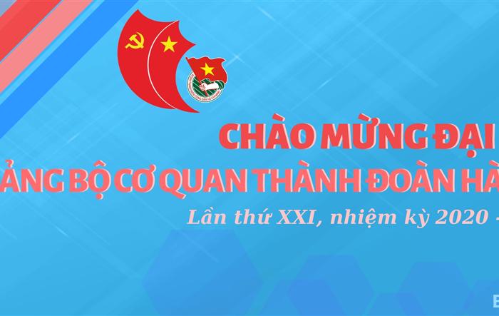 187 đại biểu tham dự Đại hội Đảng bộ cơ quan Thành đoàn Hà Nội