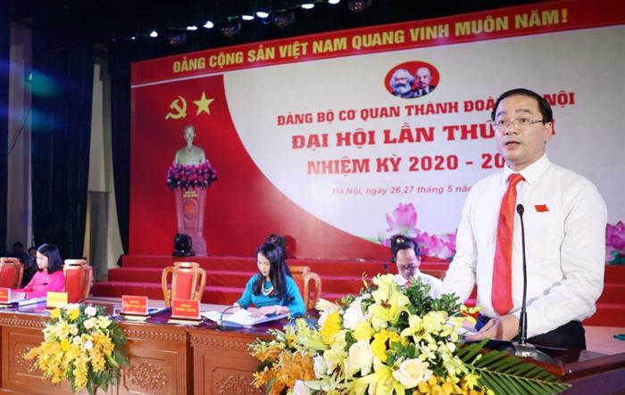 Đồng chí Nguyễn Ngọc Việt, Bí thư Thành đoàn Hà Nội: Lan tỏa tính tiên phong, sáng tạo của đảng viên trẻ