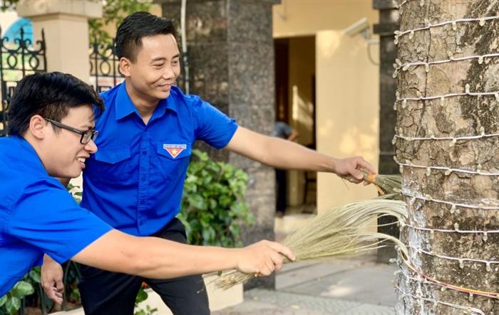 Tuổi trẻ Thanh Trì phát động Chiến dịch Tình nguyện hè 2020