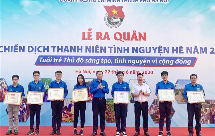 Tuổi trẻ Thủ đô đạt nhiều giải cao trong các cuộc thi của Trung ương và Thành phố
